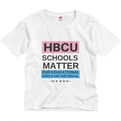 Ypsilanti JNJ HBCU Youth T-Shirt