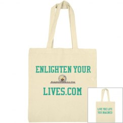 Enlightenyourlives.com hand bag