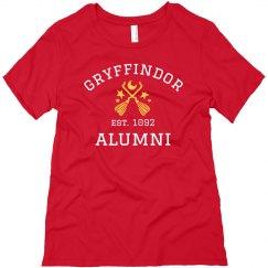 Gryffindor Alumni