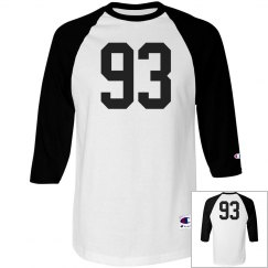 Sports number 93
