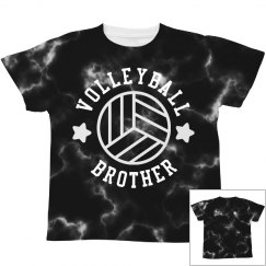 Volleyball All Over Print Brother