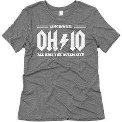 Cincinnati, Ohio Vintage Local Pride