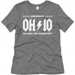 Cincinnati, Ohio Vintage Local Pride