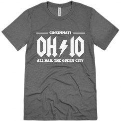 Cincinnati The Queen City Vintage