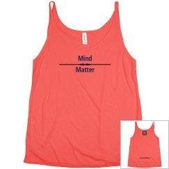 Mind Over Matter - Tank