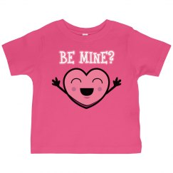 Be Mine? Candy Heart
