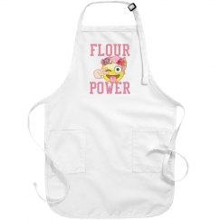 Flour Power Apron