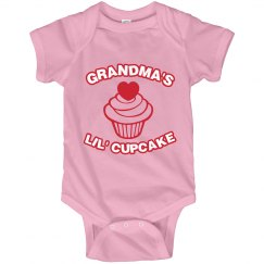 Gradma's Little Cupcake