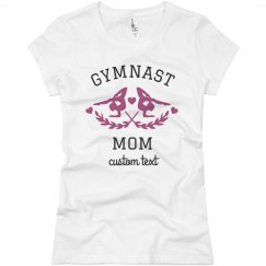 Gymnast Mom Custom Tank
