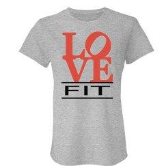 LoveFit Woman Shirt