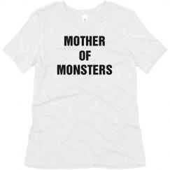 Mother Of Monsters Halloween