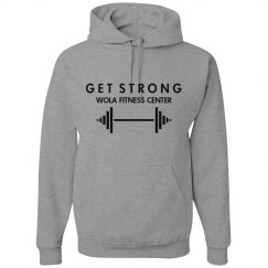 unisex get strong