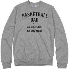 Football dad way cooler