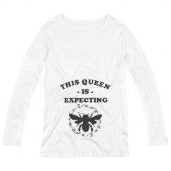 This Queen Has A Baby On The Way