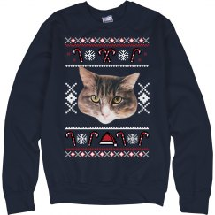 Sweaterize Your Pet Photos Ugly Sweater
