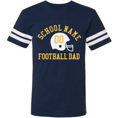 Vintage Football Dad
