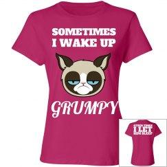 wake up grump