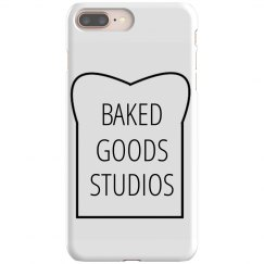 IPhone 8 Plus Baked Goods Phone Case