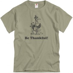 GDPAA Be Thankful T-shirt