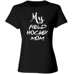 Mrs field hockey mom