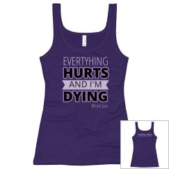 Everything Hurts Tank