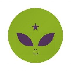 Cute Trendy Space Alien