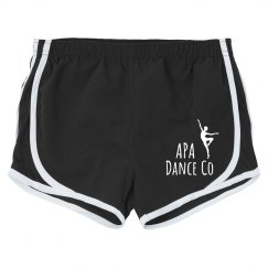 APA dance shorts