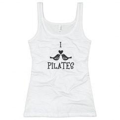 I Heart Pilates Tank Top