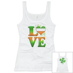Love Ireland, Tank Top