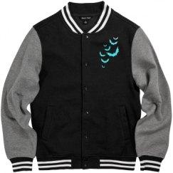 Unisex Sport-Tek Fleece Letterman Varsity Jacket