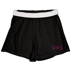 *Thursday Uniform* Dance Kidz Studio junior/teen shorts