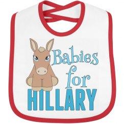 Baby Boy Hillary Clinton