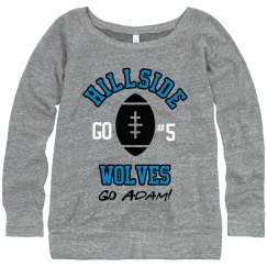 Wolves Football Mom
