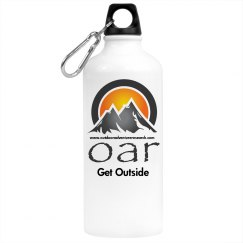 O.A.R. mtn logo Bottle