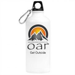 O.A.R. mtn logo Bottle