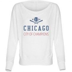 Chicago City Of Baseball Campions