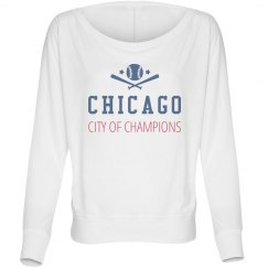 Chicago City Of Baseball Campions