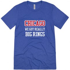 Chicago Has Big Champion Rings