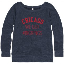 Chicago Champs Big Rings