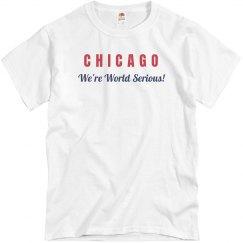 World Serious Chicago Baseball Champs