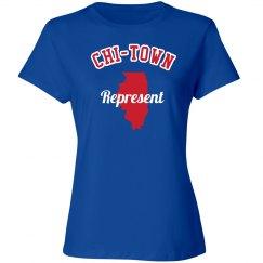 Chi-Town Champions Represent
