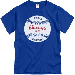 Vintage Chicago Game 7 Series Champions