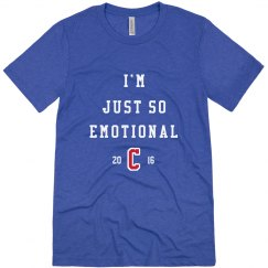 Just So Emotional Chicago Win Rizzo