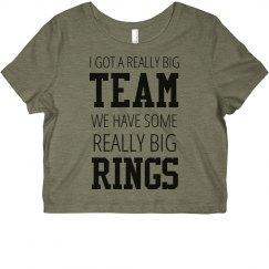 Chicago Champions Big Rings