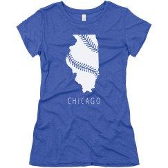 Chicago Baseball Game Fan Gear