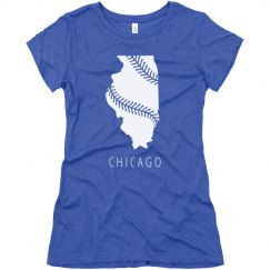 Chicago Baseball Game Fan Gear