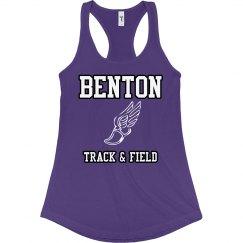 Benton Track & Field Tank