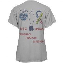 Navy Mom RED Friday