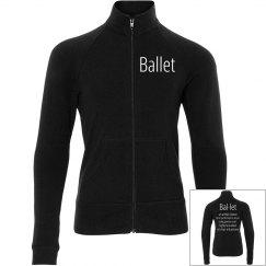 ballet definition jacket