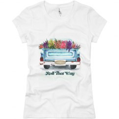 Roll That Way Women's Shirt